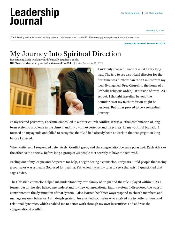 1Spiritual Direction _ Leadership Journal-1